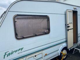 Caravan-Swift Fairway 470 2 Berth lovely Condition