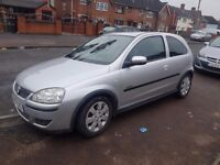 55 REG VAUXHALL CORSA 1.4 SXI+ IN GOOD CONDITION DRIVES WITHOUT FAULT £850