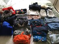 6-12 months boys clothes - over 30 items