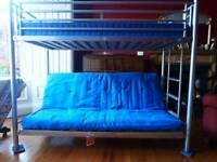 JayBee Bunk Bed with Sofa