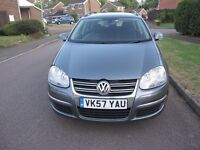 Volkswagen Golf 2.0 TDI ESTATE DPF SE 5dr 12 MONTHS MOT PARROT CAR KIT