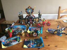 Lego Atlantis bundle