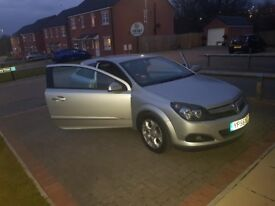 Vauxhall Astra 1.6 twinport in silver. FSH. Great car in great condition