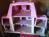 Little tikes dolls house
