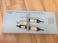 New wine rack
