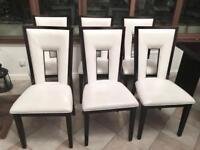 Chairs (6x)