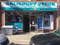 ****LARGE, MODERN CONVENIENCE STORE  TO LET****