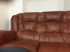 Leather quality secondhand suites for sale from 275 pounds