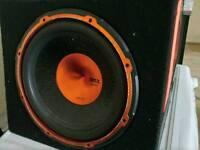Edge 900w 12 inch sub