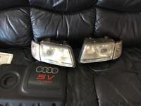 Audi s3 a3 8l projector headlights