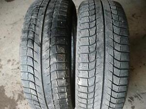 Two 215-60-16  snow tires    $70.00