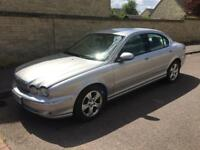 Jaguar X-type 3.0 AWD manual petrol