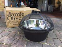 Jamie Oliver fire pit set.