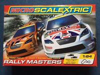 Micro Scalextric Rally Masters