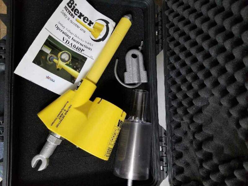 Bierer Analog Voltage Detector - VDA040P