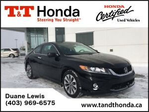 2014 Honda Accord EX-L-NAVI* Local Car, Leather, Rear Camera *