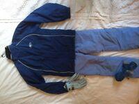 Ski Wear Bundle O'Neil Jacket Convert Trousers Size M