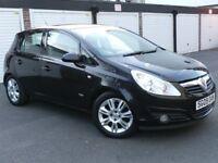 Vauxhall Corsa 1.2 i 16v Design 5dr (a/c)£1,995 p/x welcome 3 MONTHS WARRANTY