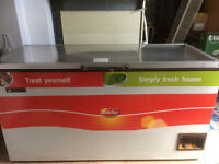 Large freezer for sale
