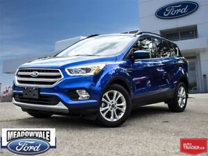 2017 Ford Escape SE, NAVIGATION, HEATED SEATS, KEYLESS ENTRY