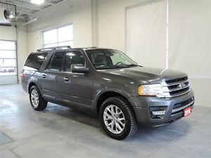 2016 Ford Expedition Max EL Limited Stratford Kitchener Area image 2