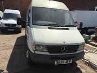 Mercedes sprinter wanted 312 310 any condition pay top price