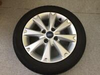 Ford Fiesta Alloy Wheel 195)50(R15