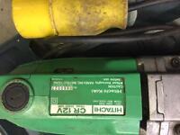 Reciprocating saw, 110 volt