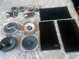 Vintage Speaker Components