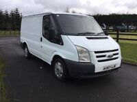 2007 FORD TRANSIT T260 fwd PSV TO 2nd JANUARY 2019.