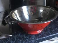Kitchenware clearance- pots, cutlery, plates, scale