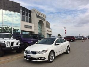 2014 Volkswagen CC Highline, Bluetooth, Leather, Clean Carproof