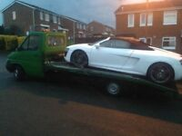 Rapid Breakdown Recovery £20 call out cars, vans, bikes and 4 by 4s