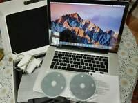 Apple MacBook Pro 15.4 inch