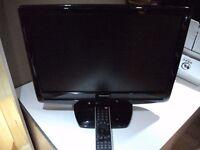 Toshiba 19 inch lcd tv