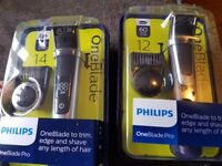 Philips one blades