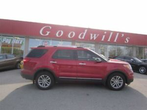 2012 Ford Explorer XLT! HEATED LEATHER! NAVI!