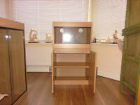 brand new 2ft vivarium and cabinet in montana oak