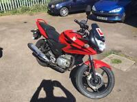 £950 Honda CBF 125 '09'