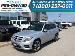 2015 Mercedes-Benz GLK-Class 350 AWD, Pano Roof, ONE OWNER, Clea