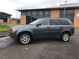 2005 Volvo XC90 2.5 D5 ,7 seater ,,automatic ,,£3750