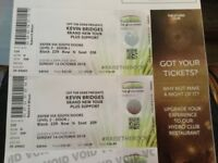 2 Kevin Bridges Tickets - SSE Hydro Glasgow, Sunday 14th October