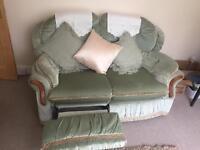 Free sofa to a good home!