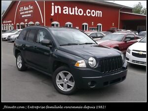 2007 Jeep Compass FWD