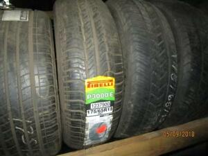 175/65R15 SINGLE ONLY NEW PIRELLI A/S TIRE