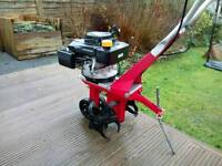 petrol engined Rotovator in great condition rotavator rotivator rotorvator cultivator tiller