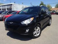 2012 Hyundai Tucson GLS HTD LEATHER ALLOYS I-4 GREAT KMS!!!!