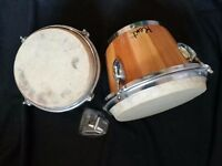 KENT BONGO DRUMS - £20 - BUYER COLLECTS