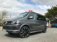 "2017 VW T6 DSG TRANSPORTER CAMPER with heated seats and stunning ""Highline"" spec"