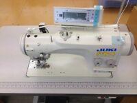 Juki LZ 2290A Zig Zag industrial machine.
